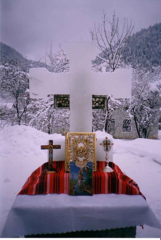 Cruce de gheață