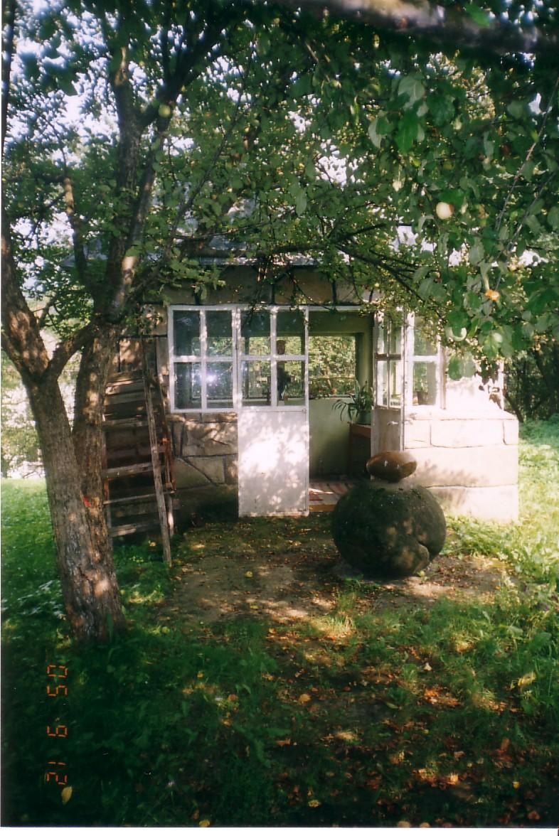 Mormântul ctitorului